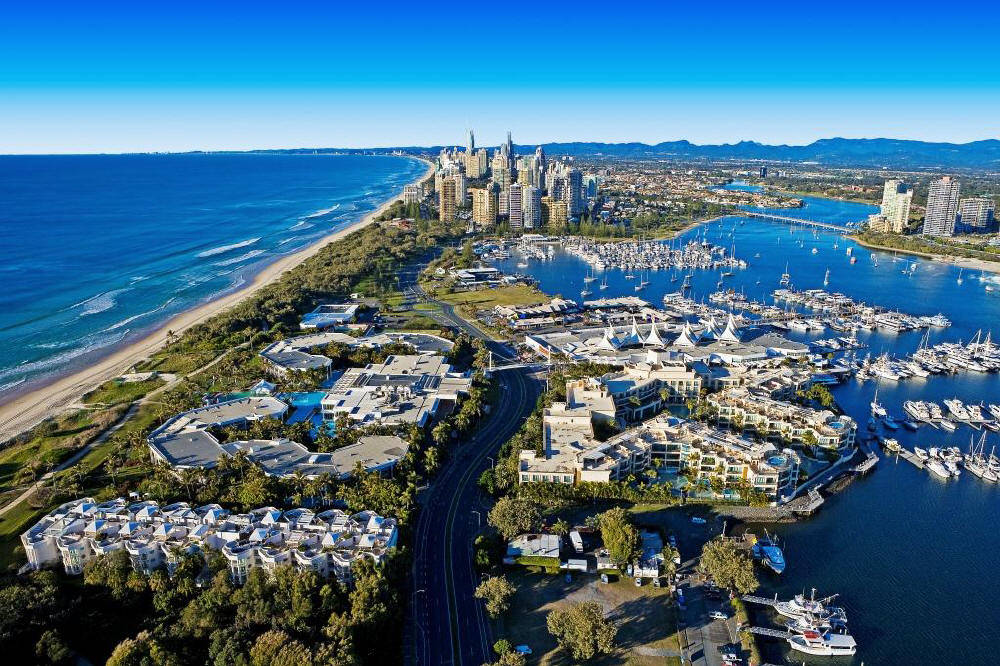 Gold Coast City en Australia