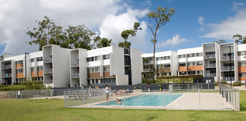 Residencia Estudiantil Griffith University