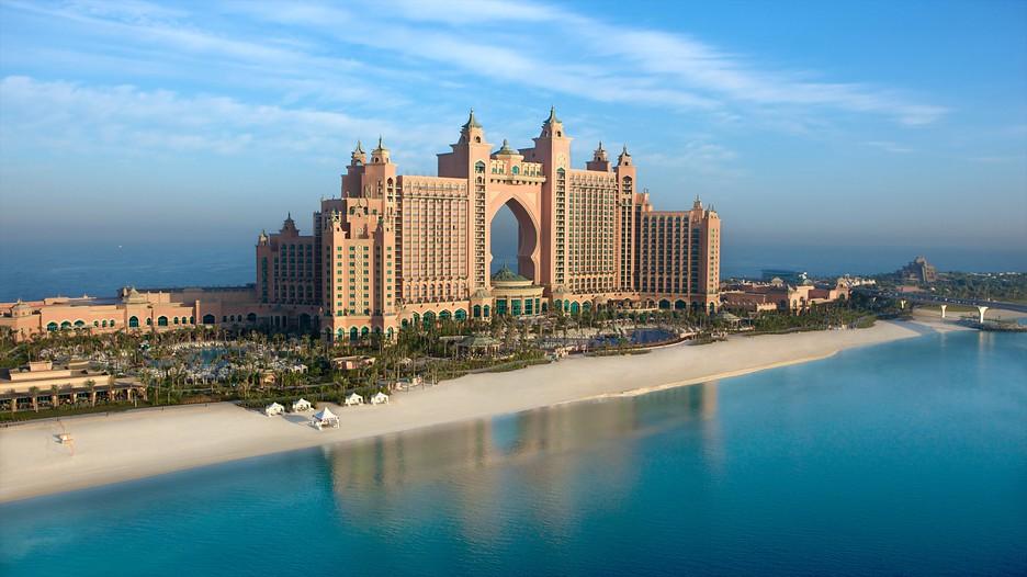 Dubai-the government
