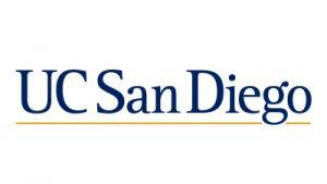 UCSD Logo en letras
