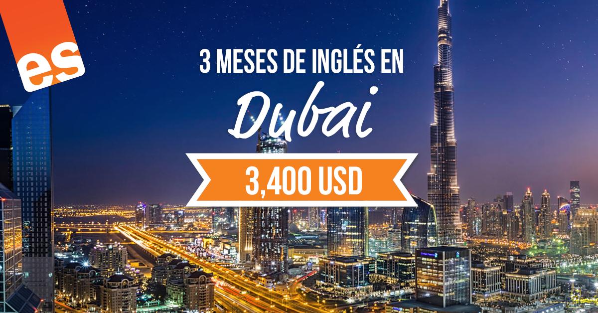 DUBAI 3 MESES LA-3400